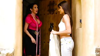 Adria Rae & Veronica Avluv with regard to Mewl Required Relative to - MomKnowsBest